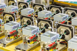 Contact Manufacturing and PCB Assembly