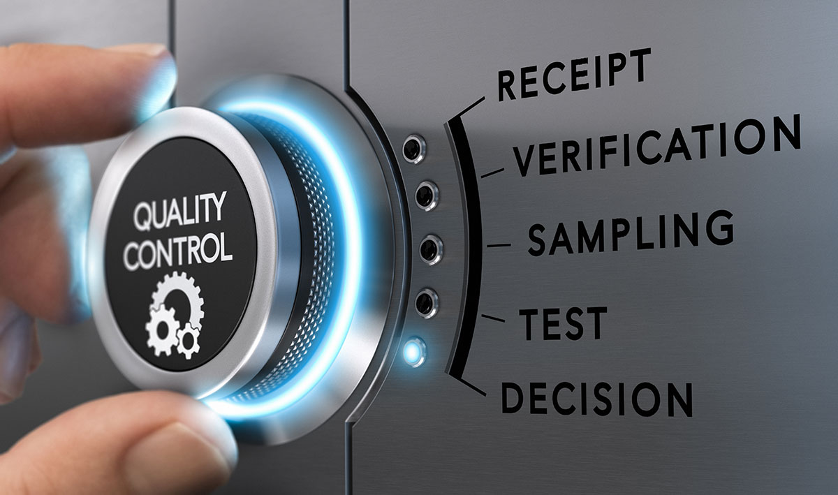 Best Practices in Quality Control
